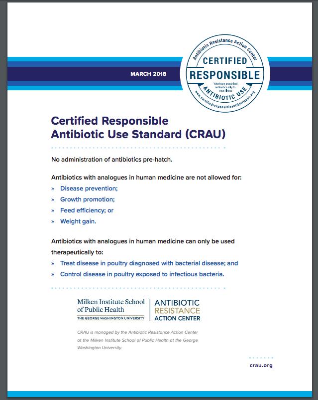 CRAU standard image